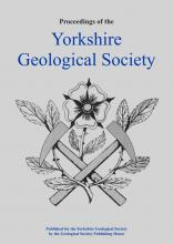 Proceedings of the Yorkshire Geological and Polytechnic Society: 41 (3)