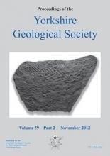 Proceedings of the Yorkshire Geological Society: 59 (2)