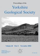 Proceedings of the Yorkshire Geological Society: 60 (2)