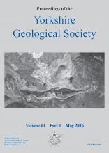 Proceedings of the Yorkshire Geological 				Society: 61 (1)